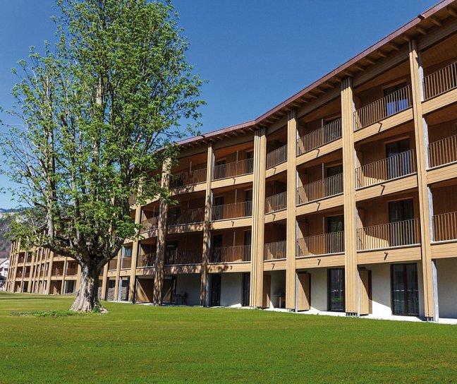 Hotel SWISSPEAK Resorts Meiringen, Schweiz, Berner Oberland, Meiringen, Bild 1