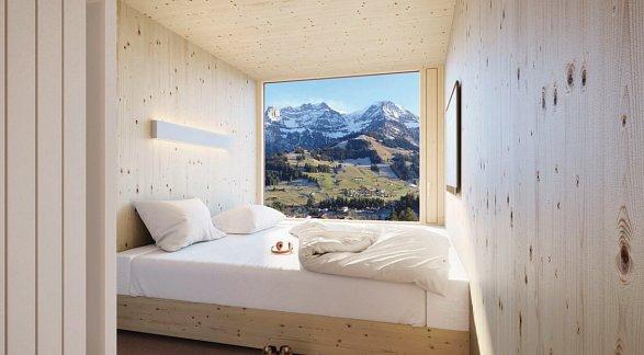 Hotel Revier Mountain Lodge Adelboden, Schweiz, Berner Oberland, Adelboden, Bild 1