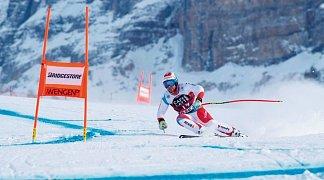 90. Lauberhorn-Rennen von Wengen, Schweiz, Berner Oberland, Wengen