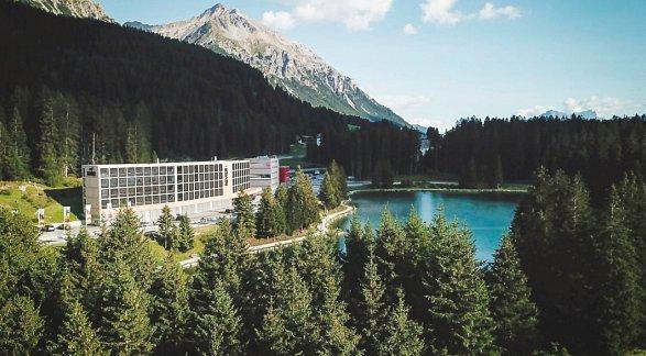 Hotel Revier Mountain Lodge Lenzerheide, Schweiz, Graubünden, Lenzerheide, Bild 1