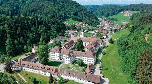 Hotel Seminarhotel Kloster Fischingen, Schweiz, Thurgau, Fischingen, Bild 1