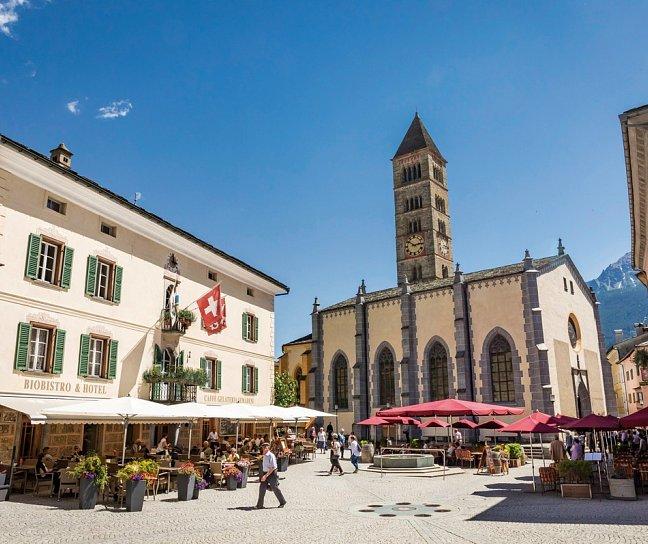 Rundreise Val Poschiavo - Das Flair des Südens, Schweiz, Graubünden, Poschiavo, Bild 1