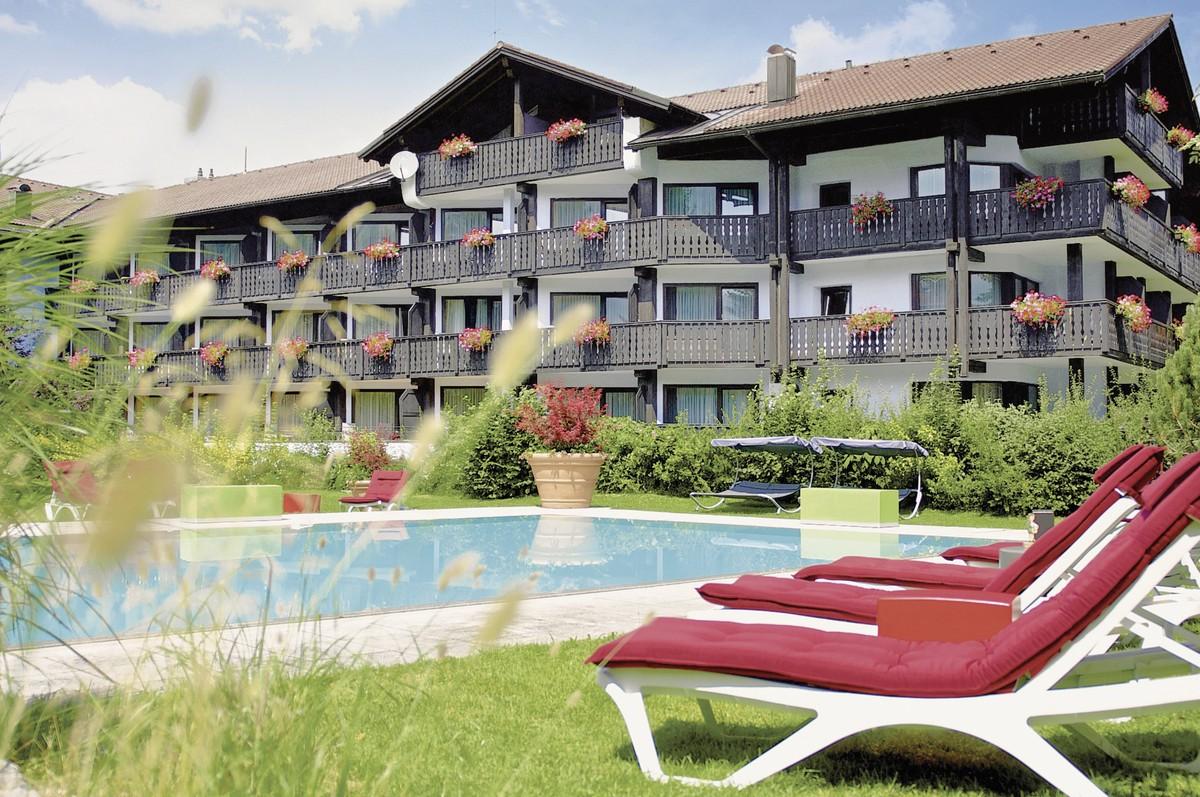 Hotel Ludwig Royal – Golf & Alpin Wellnessresort, Deutschland, Allgäu, Oberstaufen, Bild 1