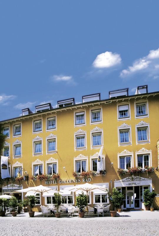 Best Western Hotel Goldenes Rad, Deutschland, Bodensee & Umgebung, Friedrichshafen, Bild 1