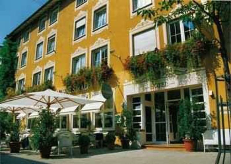 Hotel Goldenes Rad Friedrichshafen Bewertung