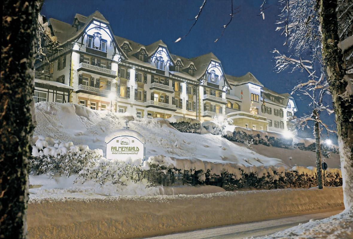 Hotel Palmenwald Schwarzwaldhof, Deutschland, Schwarzwald, Freudenstadt