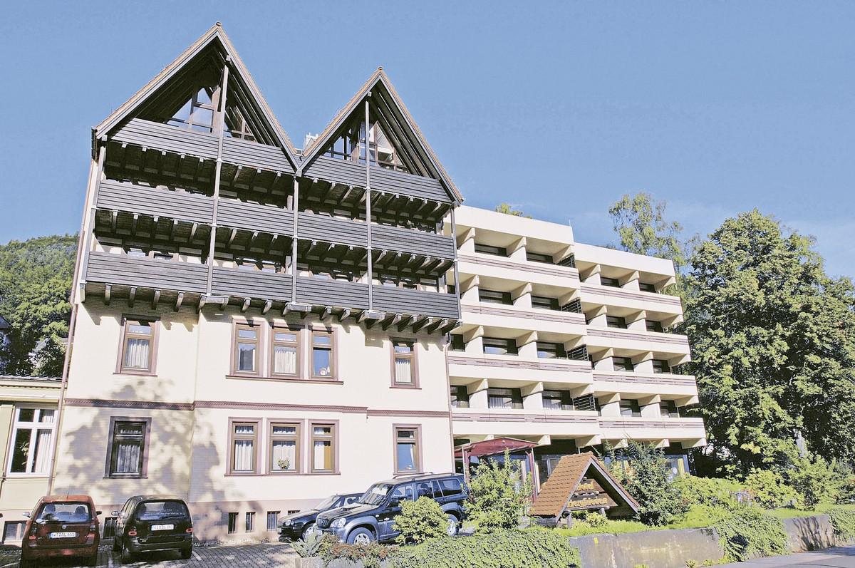 Hotel Bergfrieden, Deutschland, Schwarzwald, Bad Wildbad, Bild 1