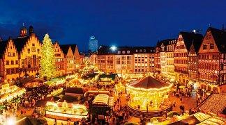 Weihnachtsmärkte Frankfurt Speyer Strassburg, Deutschland/Frankreich, Frankfurt/Speyer/Strassburg