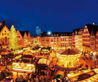 Weihnachtsmärkte Frankfurt Speyer Strassburg, Deutschland/Frankreich, Frankfurt/Speyer/Strassburg, Bild 1