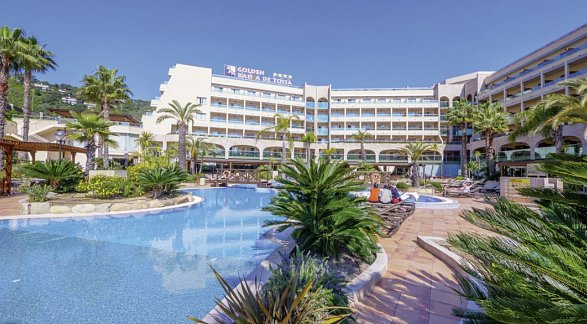 Hotel Golden Bahía de Tossa & Spa, Spanien, Costa Brava, Tossa de Mar, Bild 1