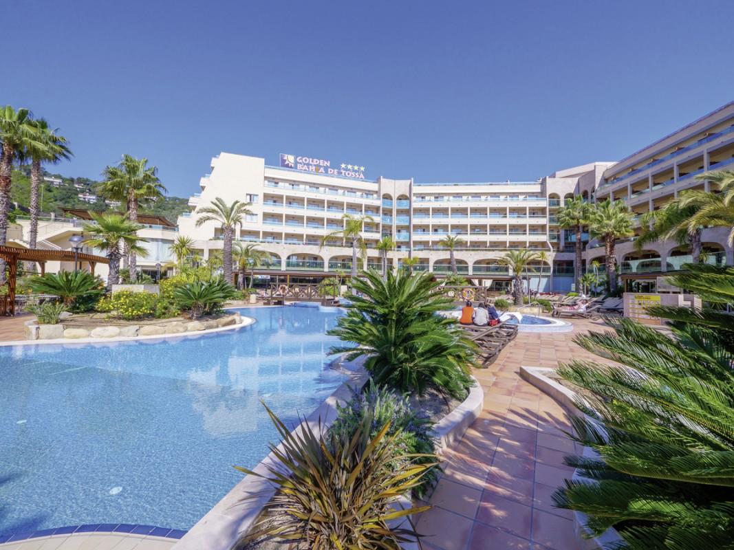 Hotel Golden Bahía de Tossa & Spa, Spanien, Costa Brava, Tossa de Mar