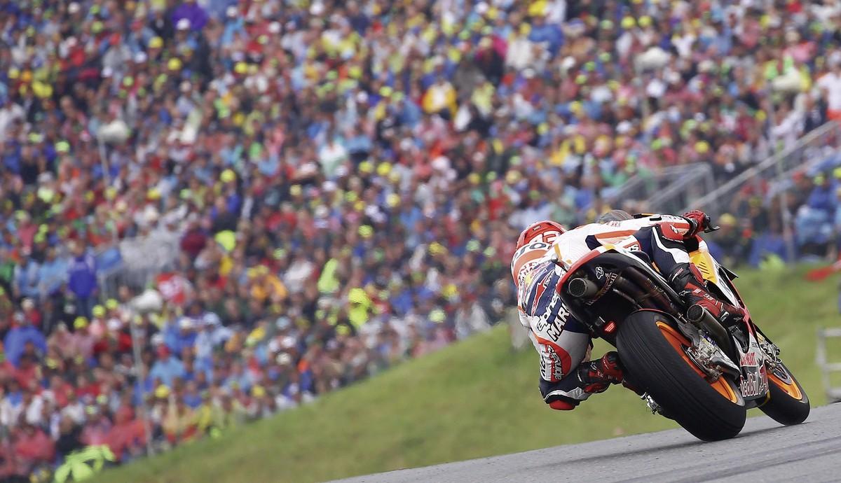 MotoGP Barcelona, Spanien, Barcelona, Bild 1