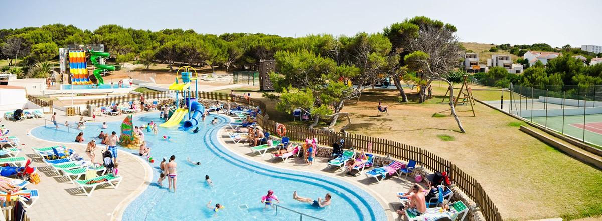 Hotel Club Aguamarina, Spanien, Menorca, Arenal d'en Castell, Bild 1