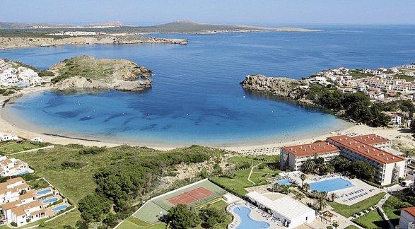 Hotel Aguamarina, Spanien, Menorca, Arenal d'en Castell, Bild 1