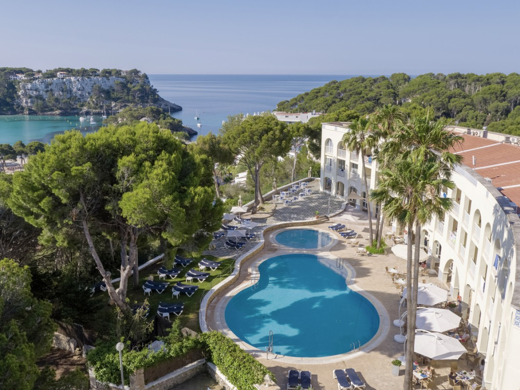 Hotel Floramar, Spanien, Menorca, Cala Galdana, Bild 1