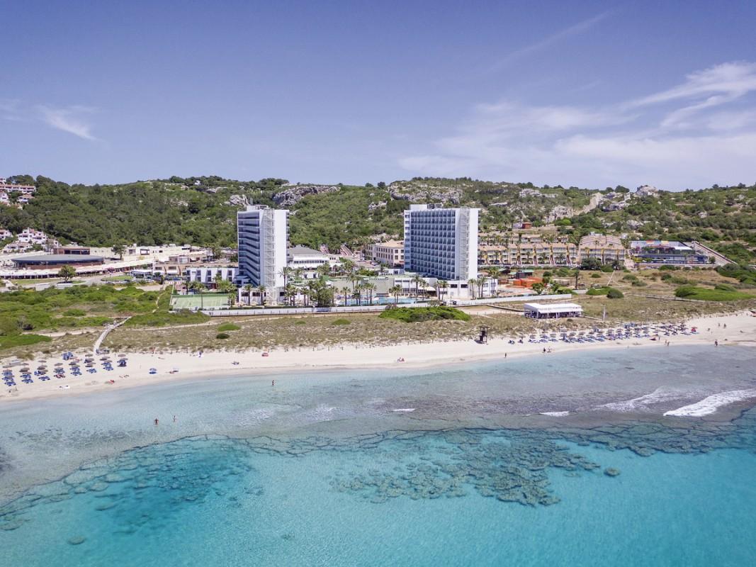 Hotel Sol Milanos Pinguinos, Spanien, Menorca, Playa de Son Bou, Bild 1
