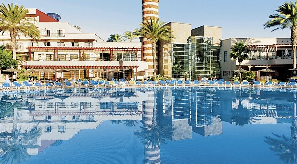 Hotel Elba Carlota Beach & Convention Resort, Spanien, Fuerteventura, Caleta de Fuste, Bild 1