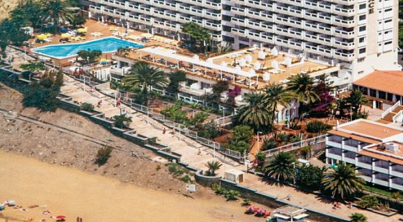 Hotel Europalace, Spanien, Gran Canaria, Playa del Ingles, Bild 1
