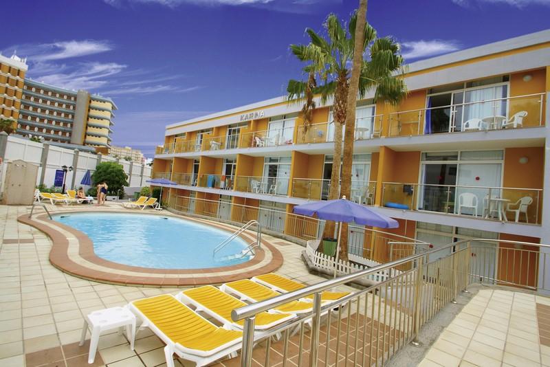 Hotel Karina, Spanien, Gran Canaria, Playa del Ingles, Bild 1