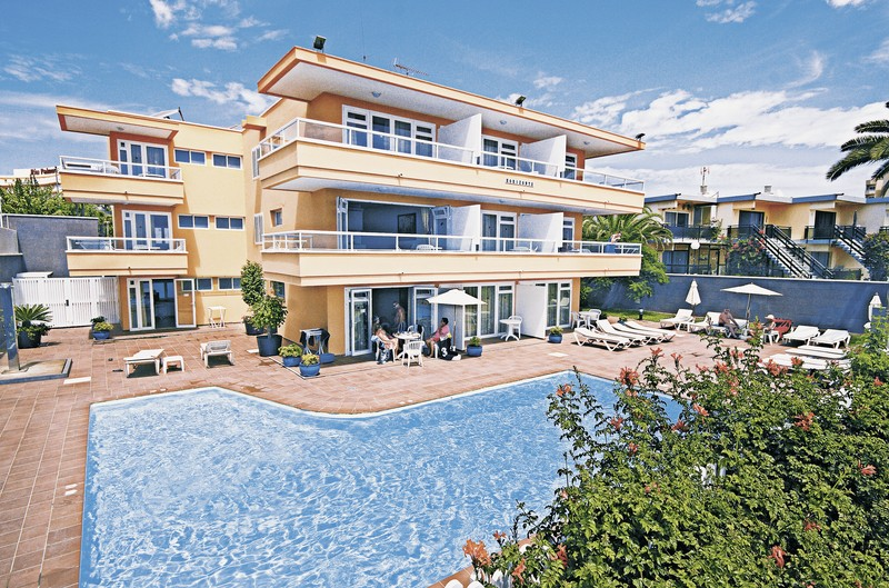 Hotel Horizonte, Spanien, Gran Canaria, Playa del Ingles, Bild 1