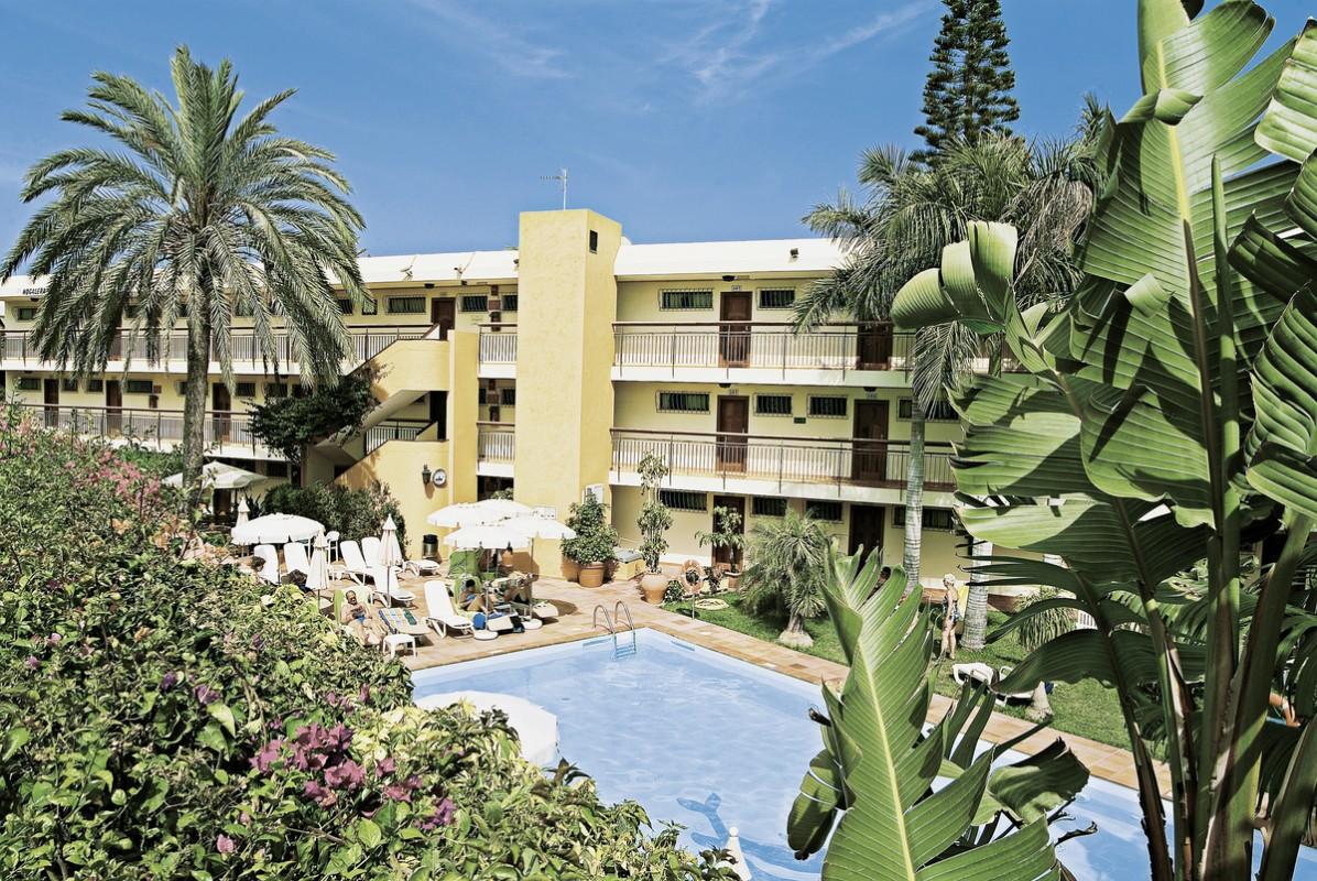 Hotel Nogalera, Spanien, Gran Canaria, Playa del Ingles, Bild 1
