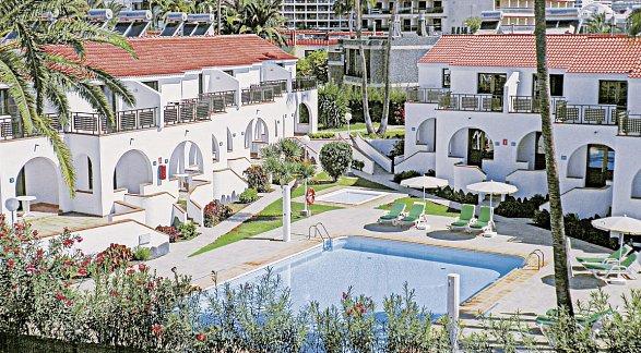 Hotel Playamar, Spanien, Gran Canaria, Playa del Inglés, Bild 1