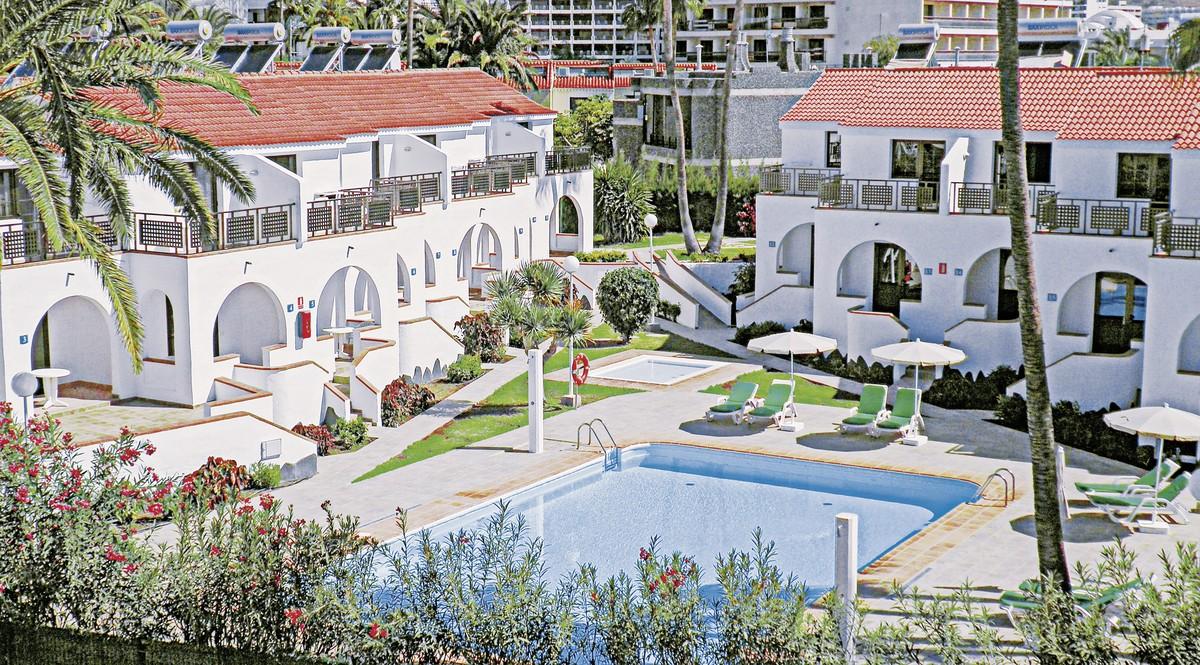 Hotel Playamar, Spanien, Gran Canaria, Playa del Ingles, Bild 1
