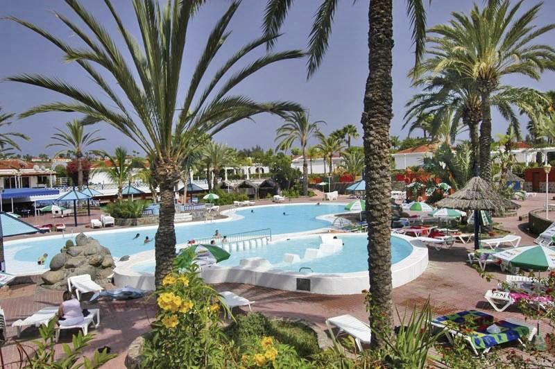 Hotel Bungalows Dunagolf, Spanien, Gran Canaria, Campo International, Bild 1