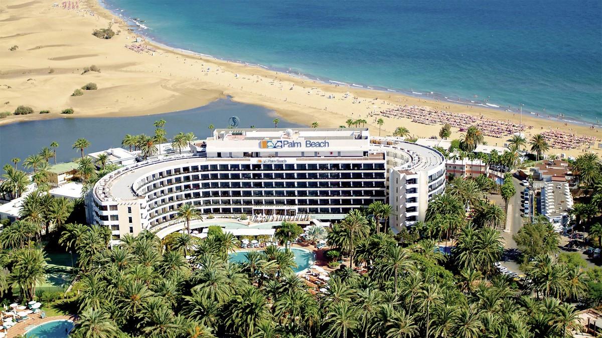 Hotel Seaside Palm Beach, Spanien, Gran Canaria, Maspalomas, Bild 1