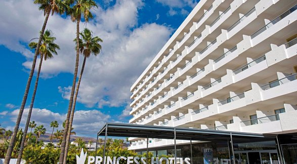 Hotel Tabaiba Princess, Spanien, Gran Canaria, Maspalomas, Bild 1