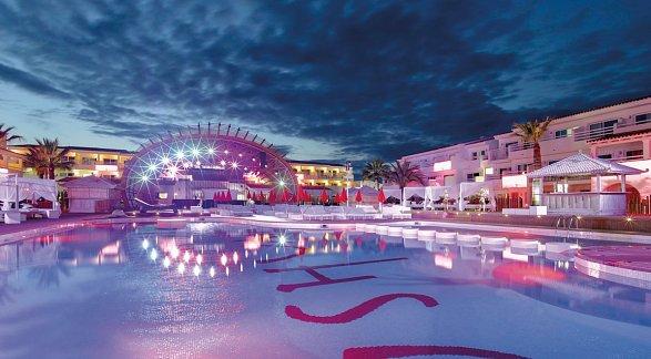 Hotel Ushuaïa Ibiza Beach, Spanien, Ibiza, Playa d'en Bossa, Bild 1