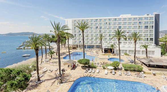 Sirenis Hotel Tres Carabelas & Spa, Spanien, Ibiza, Playa d'en Bossa, Bild 1