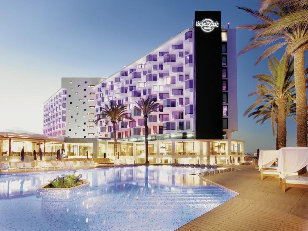Hard Rock Hotel Ibiza, Spanien, Ibiza, Sant Jordi de ses Salines