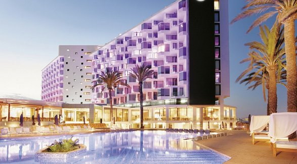Hotel Hard Rock Ibiza, Spanien, Ibiza, Playa d'en Bossa, Bild 1
