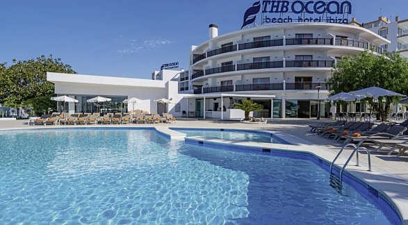 Hotel THB Ocean Beach, Spanien, Ibiza, Sant Antoni de Portmany, Bild 1