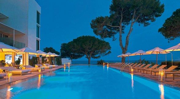 Hotel ME Ibiza, Spanien, Ibiza, Santa Eulalia del Rio, Bild 1