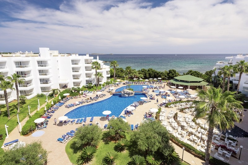 Hotel Aparthotel Tropic Garden, Spanien, Ibiza, Santa Eulalia del Rio, Bild 1