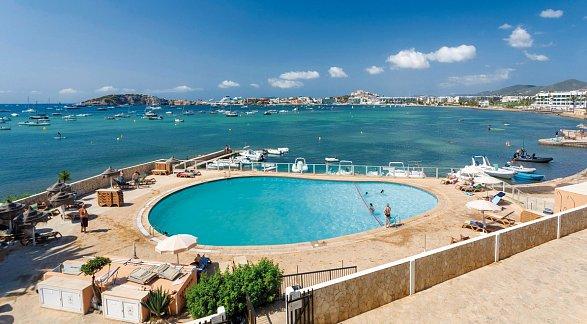 Hotel Simbad, Spanien, Ibiza, Talamanca, Bild 1