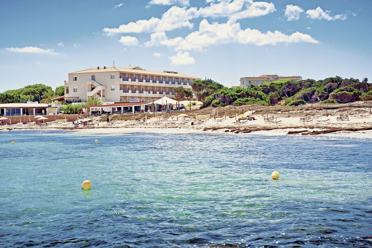 Hotel Tahiti, Spanien, Formentera, Playa Es Pujols, Bild 1