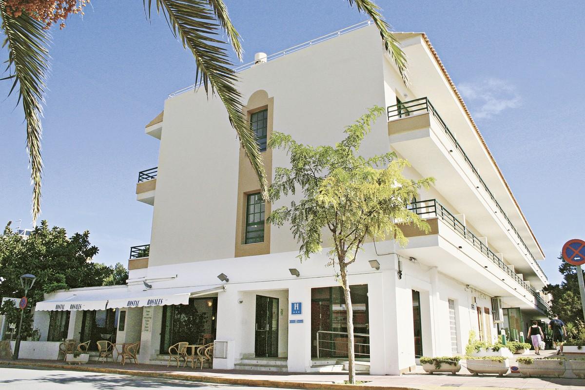 Hotel COOEE Los Rosales, Spanien, Formentera, Playa Es Pujols, Bild 1