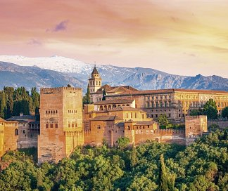 Andalusien Rundreise, Spanien, Madrid, Bild 1