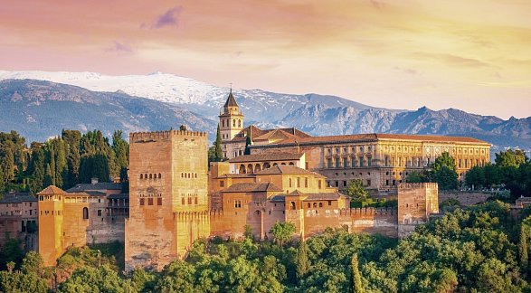 Andalusien Rundreise, Spanien, Andalusien, Madrid, Bild 1