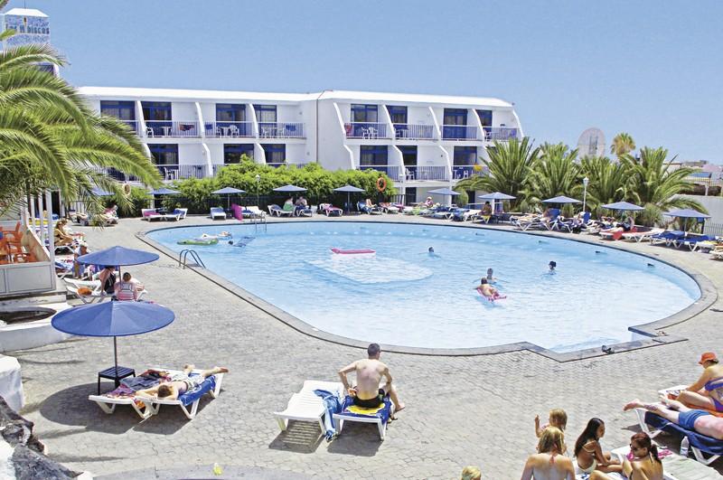 Hotel Ereza Los Hibiscos, Spanien, Lanzarote, Puerto del Carmen, Bild 1