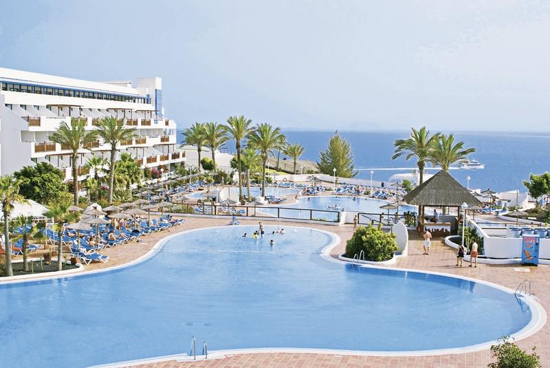 Hotel Sandos Papagayo Beach Resort, Spanien, Lanzarote, Playa Blanca, Bild 1