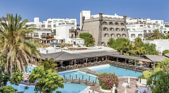 Hotel Gran Castillo Tagoro, Spanien, Lanzarote, Playa Blanca, Bild 1