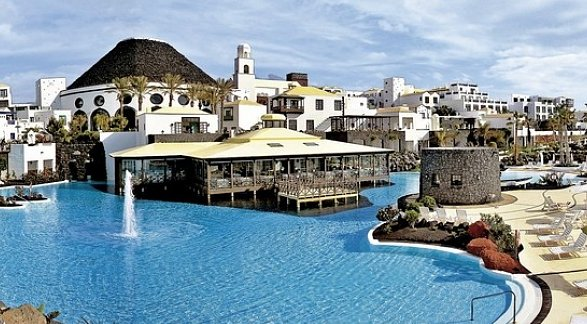 Hotel THe Volcan Lanzarote, Spanien, Lanzarote, Playa Blanca, Bild 1