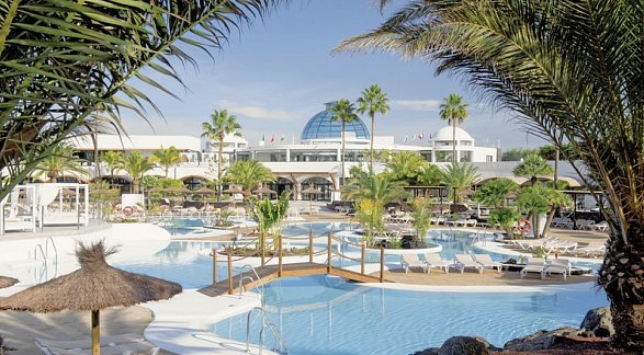 Elba Lanzarote Royal Village Resort Hotel Gunstig Buchen Its Coop