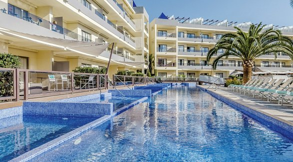 Hotel Zafiro Palmanova, Spanien, Mallorca, Palma Nova, Bild 1
