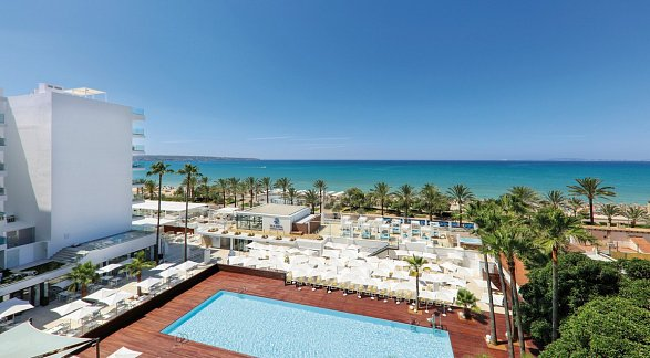 Hotel Iberostar Bahia de Palma, Spanien, Mallorca, Playa de Palma, Bild 1