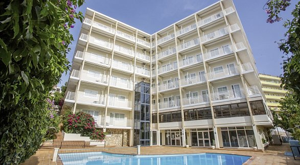 Hotel Mix Alea, Spanien, Mallorca, S'Arenal, Bild 1